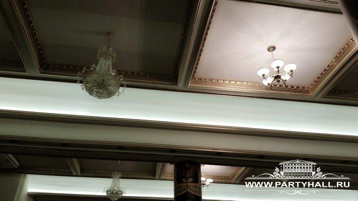 банкетный зал в центре Москвы
