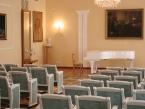 Аренда банкетного зала - Белая гостиная