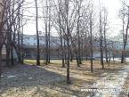 Екатерининский (сад) парк в Москве Зима/Весна