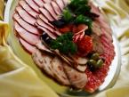 Выездное обслуживание, кейтеринг - банкетные блюда