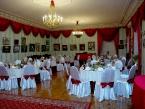Аренда банкетного зала - Красная гостиная