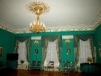 Аренда банкетного зала - Малахитовая гостиная