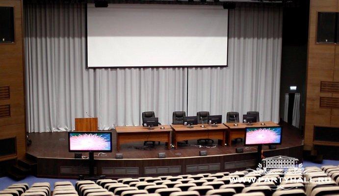 Зал для тренингов и семинаров на Павелецкой