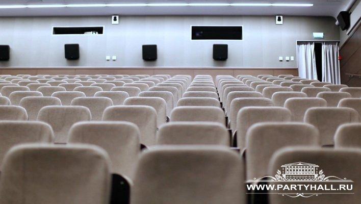 Зал для тренингов на Павелецкой