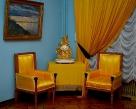 Золотая гостиная - место для выездной регистрации
