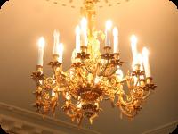 Что может быть лучше банкетного зала для свадьбы чем зал в стиле барокко.