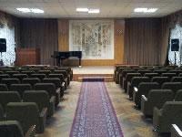 Концертный / Киноконцертный зал на 10, 20, 30, 40, 50, 70, 80, 100, 120, 150, 180, 200 человек