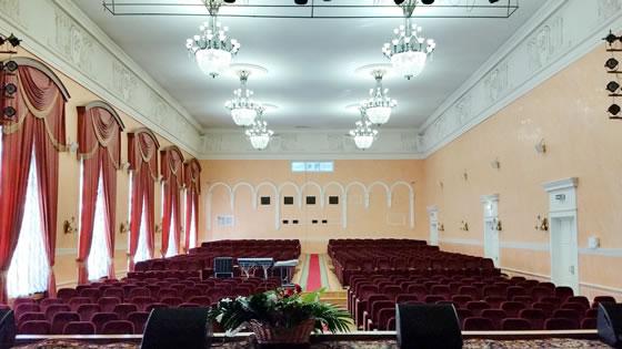 Зал для тренинга или семинара, метро Бауманская, ЦАО
